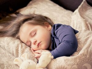 Learn how to get your child to sleep - ask Sum Pediatrics.